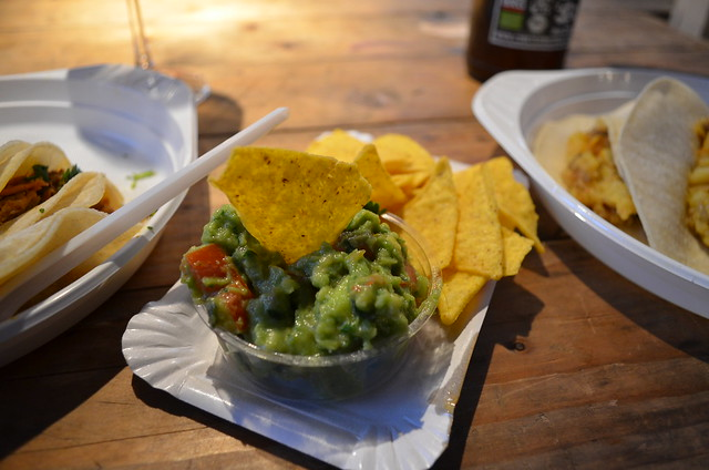 Best Mexican Food in Berlin_La Tortilla Atomica_chips and guacamole