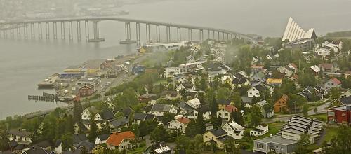 Panaromic Tromsø