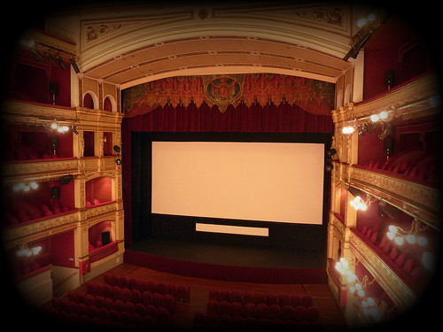 Sede Seminci - Teatro Calderón de la Barca