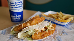 Fish Tacos from Long John Silvers in Des Moines, I…
