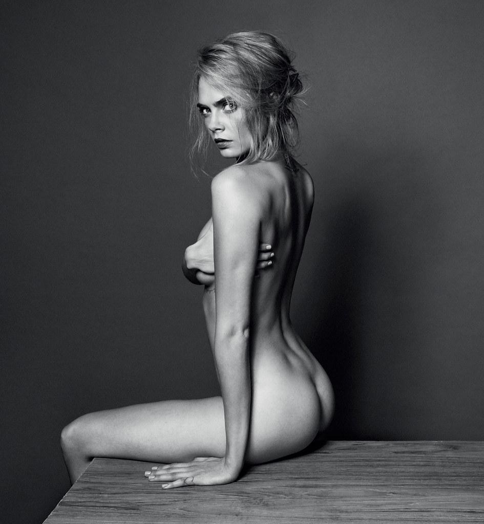 Кара Делевинь — Фотосессия для «Esquire» UK 2016 – 4