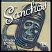 Sanchos Poster Halloween 2016.SpaceSkull