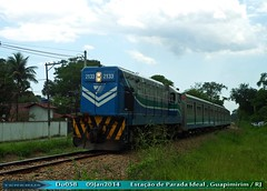 Supervia #2133 (9133) GM-EMD G-12