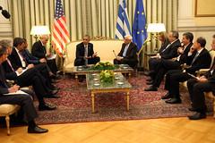 Επίσκεψη Προέδρου ΗΠΑ B. Obama στην Αθήνα (15-16.11.2016)