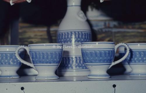 Rapino (CH), 1975, Bottega e laboratorio artigianale per la produzione di manufatti in ceramica.