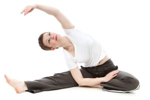 Side Bend in Yoga For Back Pain