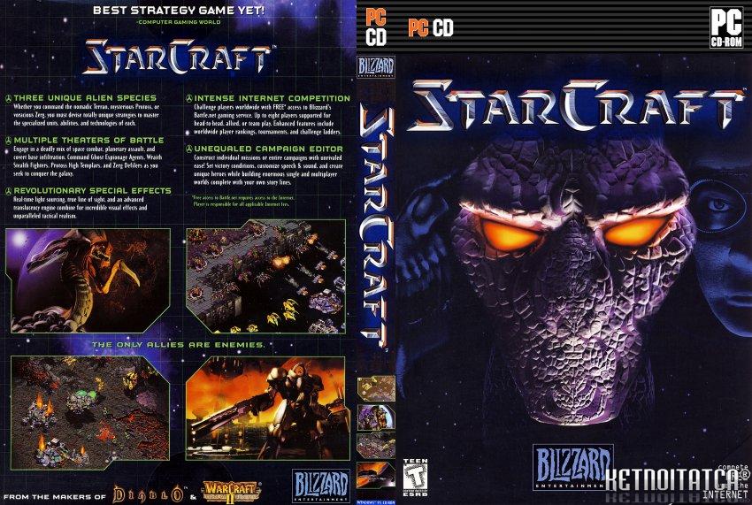 StarCraft là một trò chơi chiến thuật thời gian thực trên máy tính do hãng  Blizzard Entertainment phát triển. Phát hành cho PC năm 1998, bản cho  Macintosh ...