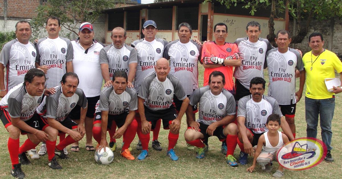 Resultados en el campeonato súper máster de fútbol: copa Humboldt de la Torre Andrade