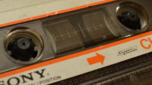 Mix Tape, Nikon D3100, AF-S DX Micro Nikkor 40mm f/2.8G