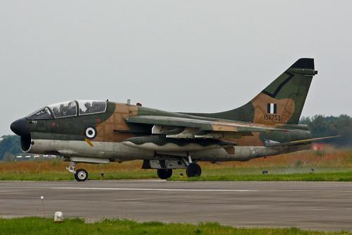 TA-7 156753 Hellenic Air Force