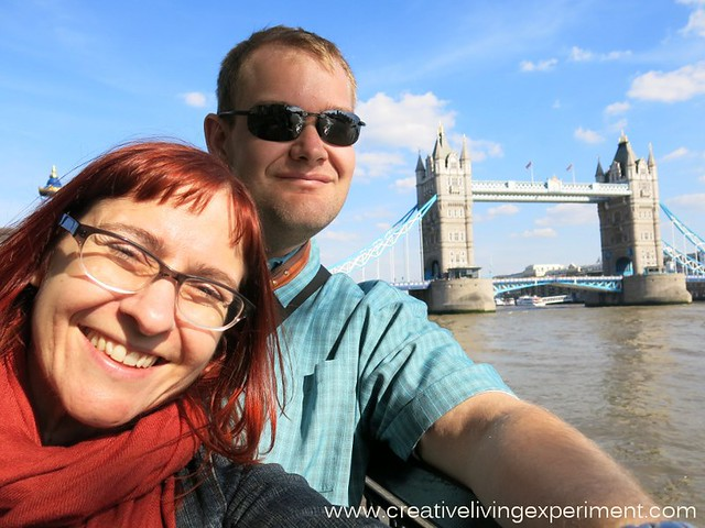 Us and the Tower Bridge