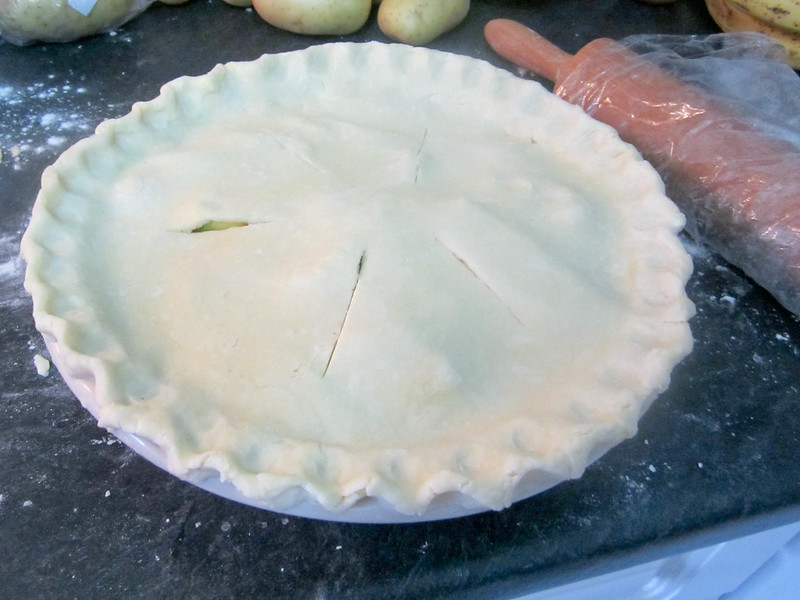 Cream Cheese Pie Crust Recipe