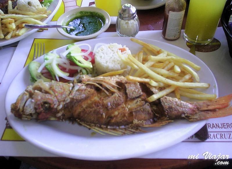 Gastronomía de Veracruz, México