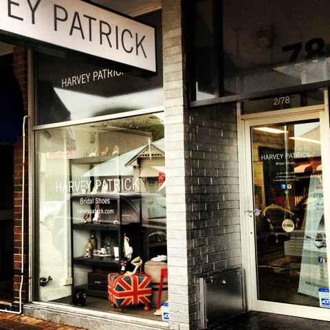 Harvey Patrick Bridal Shoes Store