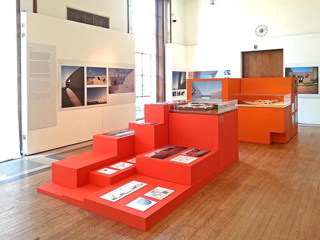 RIBA Exhibition - Charles Correa