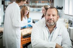 Claude Guertin, professeur au Centre INRS-Institut Armand-Frappier