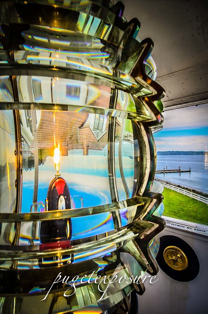 mukilteo lighthouse fresnel lens
