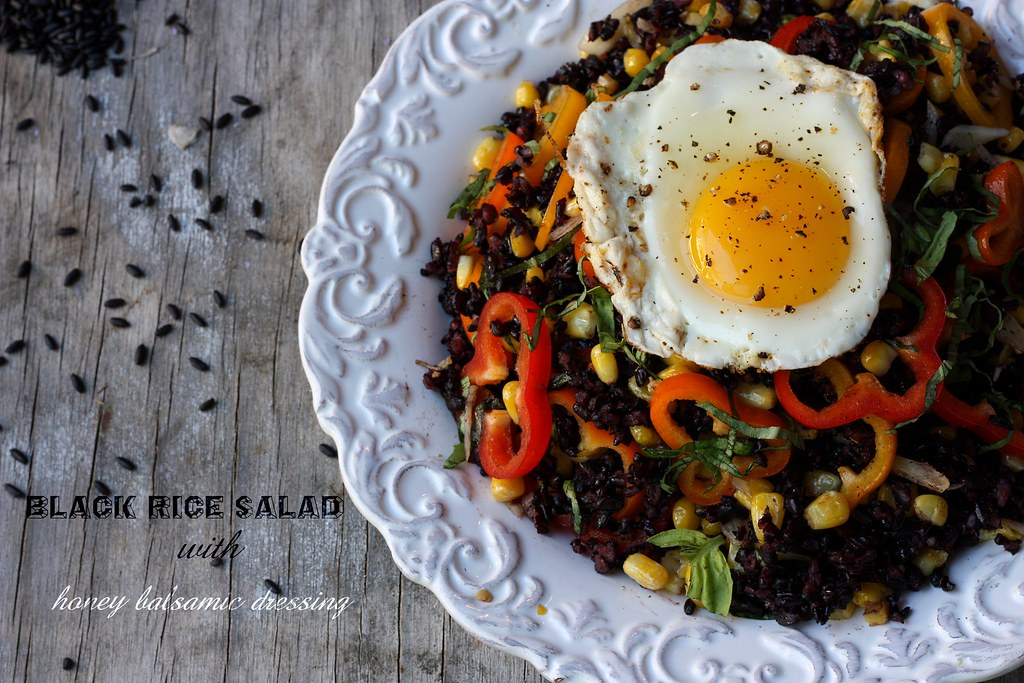 Black Rice Salad 1 by ash_shiv