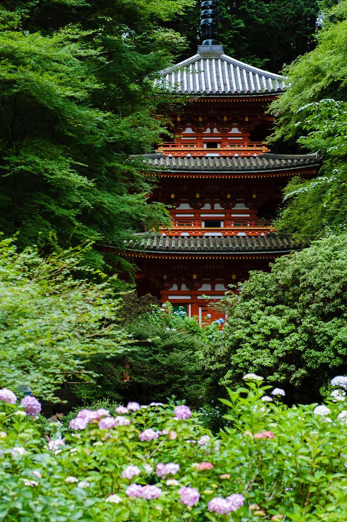 Gansenji Temple