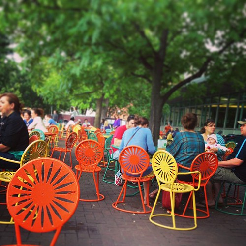 THE chairs #union #madison