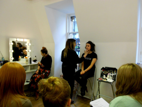 The Academy Of Make-up Event