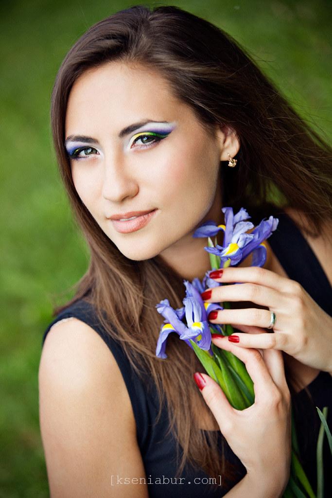 Прогулочный фотосет, макияж для фотосессии, фотопрогулка