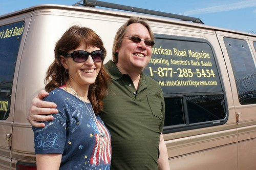 Thomas & Becky Repp - American Road Magazine