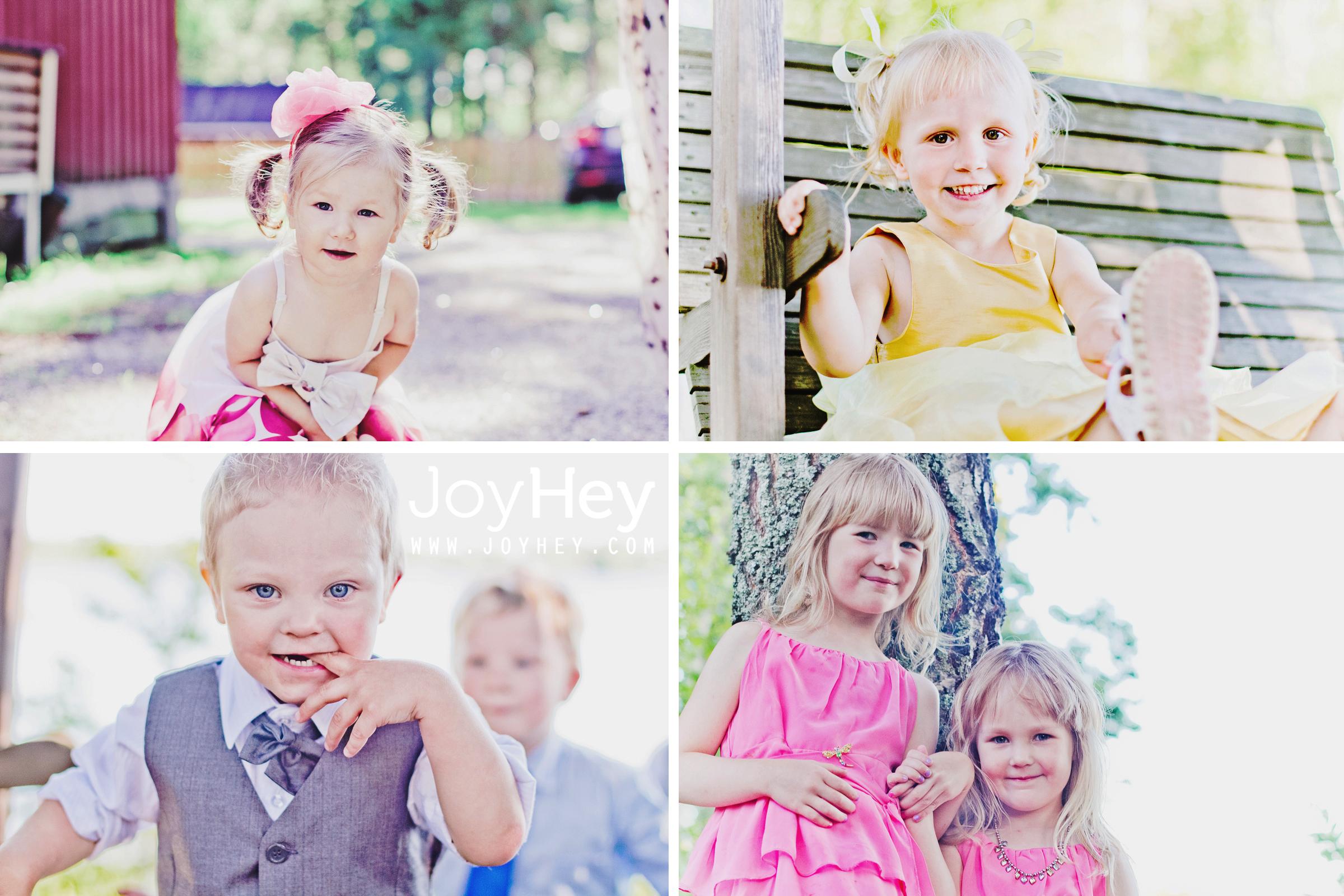 Pastel Children