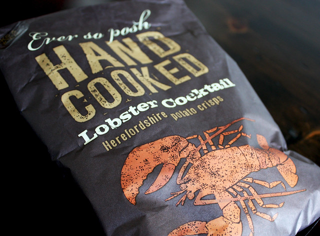 Ever So Posh Lobster Cocktail Crisps