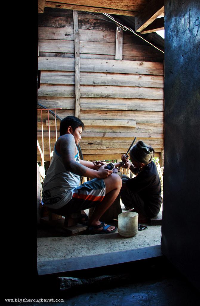 tattoo artist kalinga mambabatok philippines