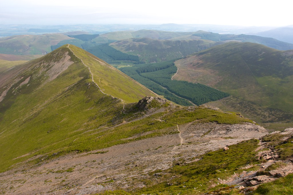 Ridge to Ladyside Pike