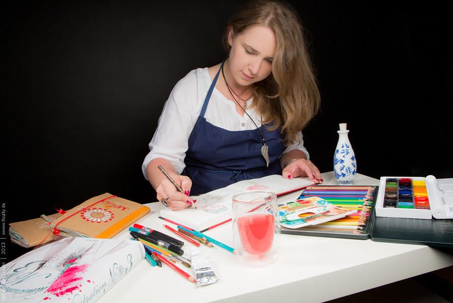 Фотоотчет о профессии дизайнер интерьер