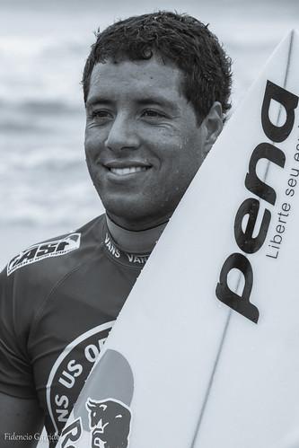 Adriano de Souza - Atleta brasileiro de surf