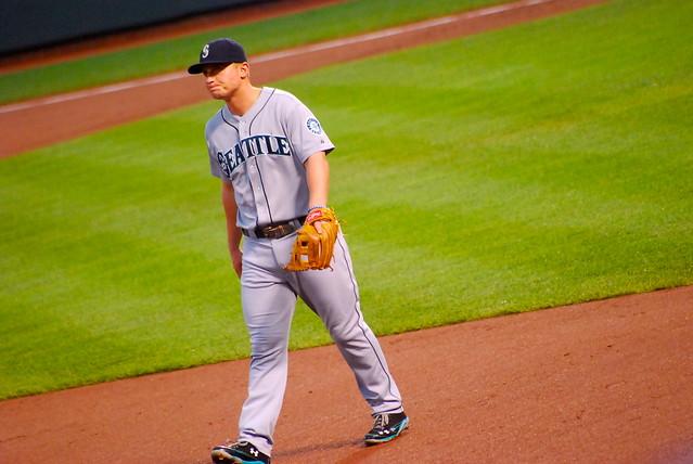 baseball: mariners @ orioles
