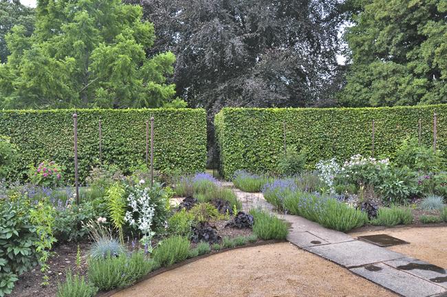 hellekis trädgård