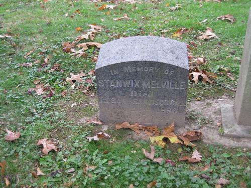 Melville Family Gravesite-003