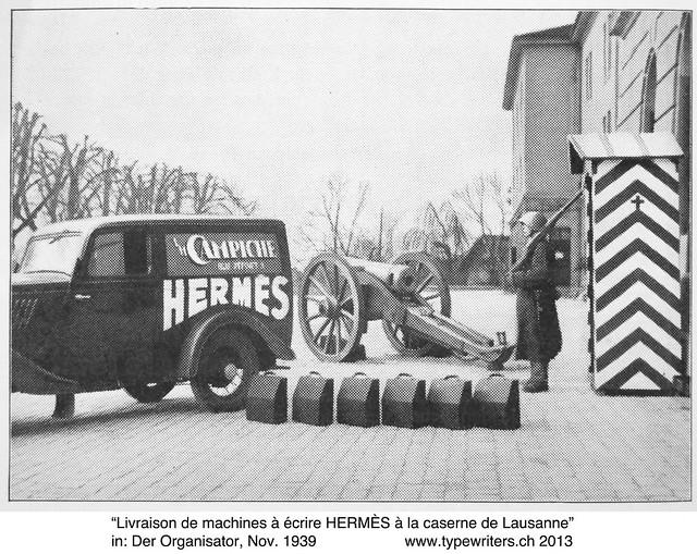 Hermes 5 1939