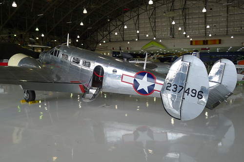 Beechcraft C-45 Expediter