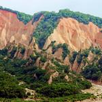 苗栗三義火炎山。(圖片來源:林務局)