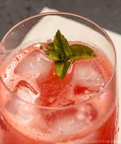 Wassermelonen Drink