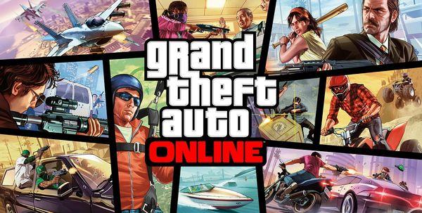 трейлер Grand Theft Auto Online