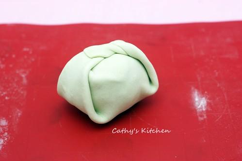 蜜桃酥烤包 Peach Dumpling 12