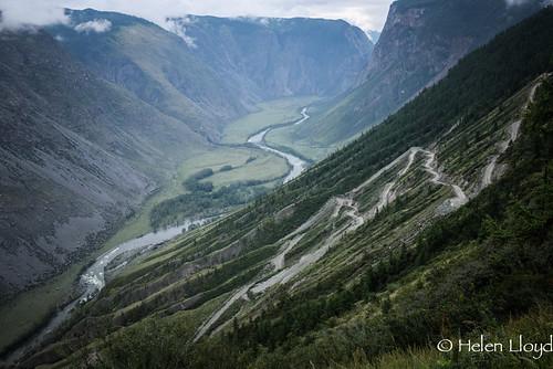 Katu Jayrk Pass - Chulysman Valley