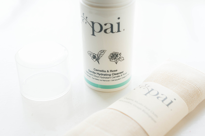 Pai Camellia & Rose Gentle Hydrating Cleanser 2 | www.latenightnonsense.com