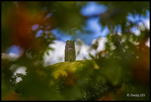 Glastonbury Tor by JKmedia