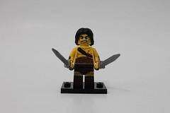 LEGO Collectible Minifigures Series 11 (71002) - Barbarian