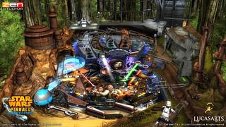 Star Wars Pinball: Balance of the Force on PS3