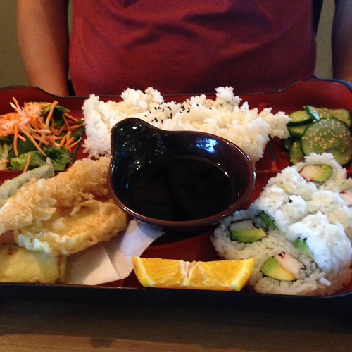 bento box @ Mikuni by greenraf