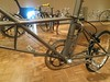 Titanium Moulton folding bike by stonejf