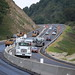 Interstate 81 Truck Climbing Lanes - Montgomery County  - Sept.3, 2013